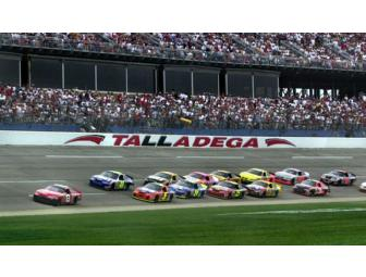 Two HOT Passes to the April NASCAR Sprint Cup Race at Talladega