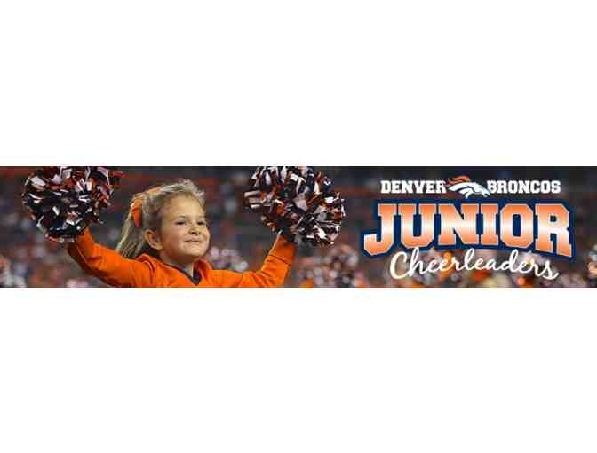 Denver Broncos Junior Cheerleaders SEASON Camp - Photo 1