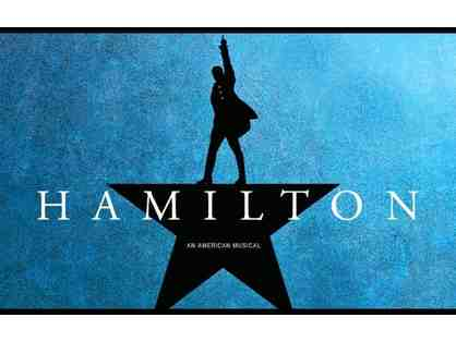 Hamilton - VIP Broadway Theatre Package