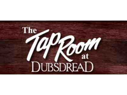 $50 Gift Card to The Tap Room at Historic Dubsdread