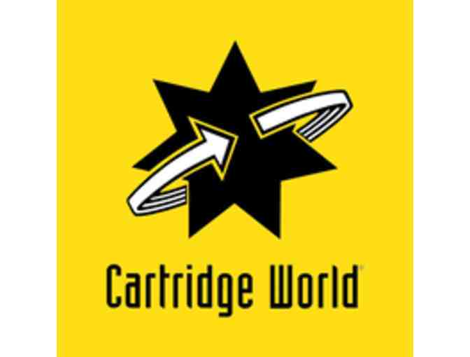 Cartridge World: $100 gift card #2 for Toner or Ink Cartridges - Photo 1