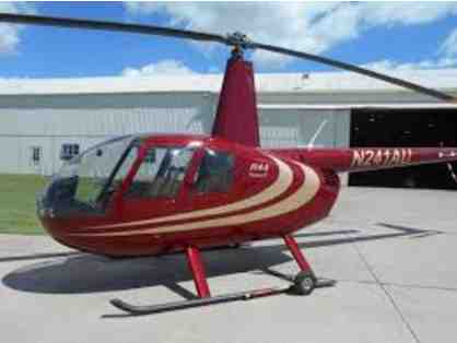 25-min Helicopter Tour of Downtown Tucson for 2