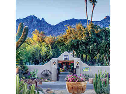 One-Night Stay at Hacienda Del Sol GUest Ranch Resort