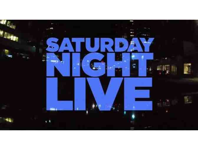 2 Dress Rehearsal Tickets for SATURDAY NIGHT LIVE - Photo 1