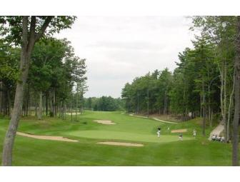 Golf Pass for 4 players at Dunegrass