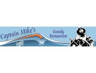 Captain Mike's $25 Gift Certificate