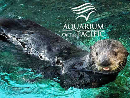 The Aquarium of the Pacific - 2 Tickets and 2 In-and-Out Gift Cards