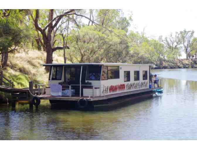 3 day, 2 night Houseboat Adventure for up to 10 Guests, and Gourmet Hamper