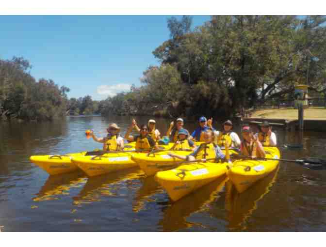 Canning River Half-Day Kayak Tour for 2