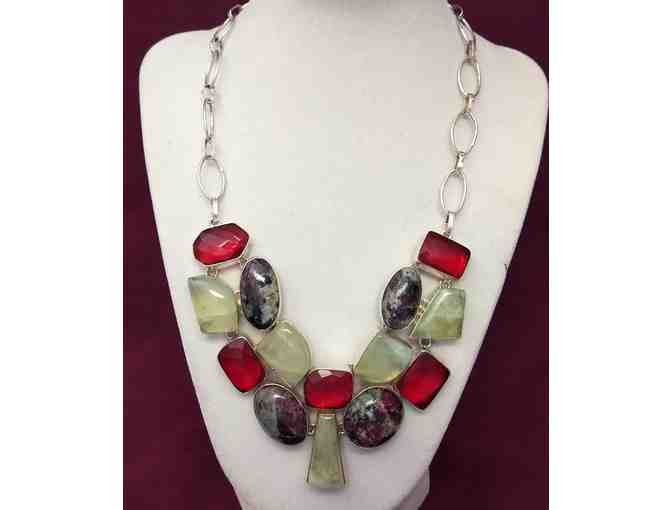 16' Handcrafted Necklace  #12