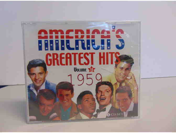1959 America's Greatest Hits 4 CD Set
