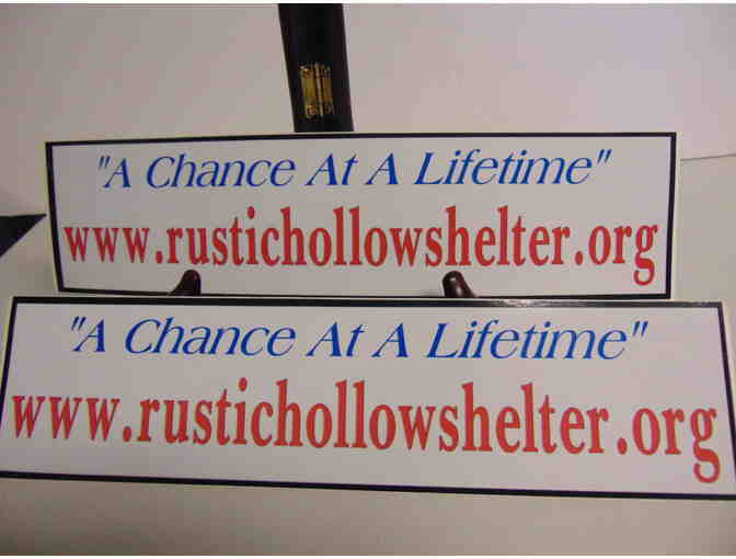 2 Bumper Stickers (or Refrigerator stickers) - Photo 1
