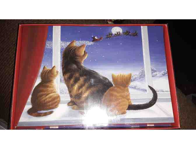 18 Count Large Christmas Cards - Photo 1
