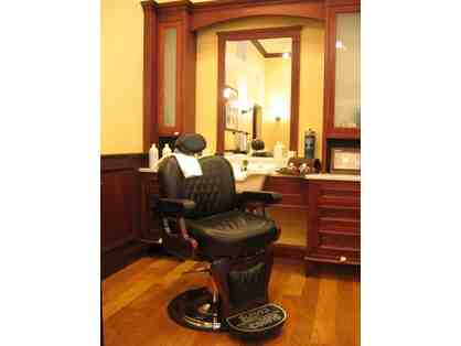 $100.00 GENTS Barbershop & Spa Gift Certificate