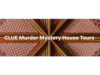Private CLUE Murder Mystery Tour of the Mark Twain House for 16