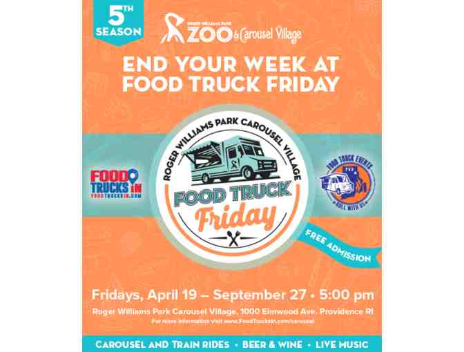 VIP Food Truck Friday Parking Pass - Photo 3