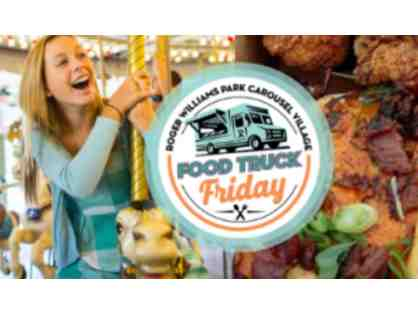 VIP Food Truck Friday Parking Pass