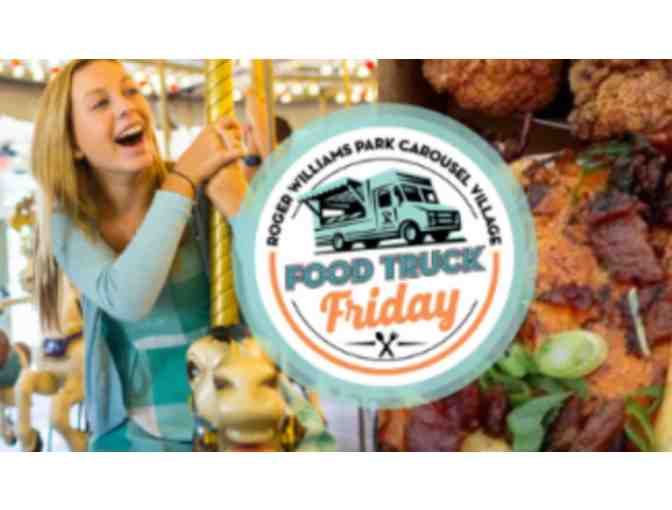 VIP Food Truck Friday Parking Pass - Photo 1