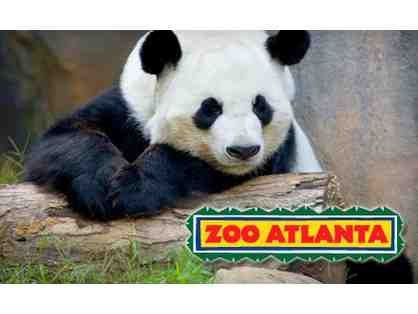 A Family 4-Pack of Tickets to Zoo Atlanta!