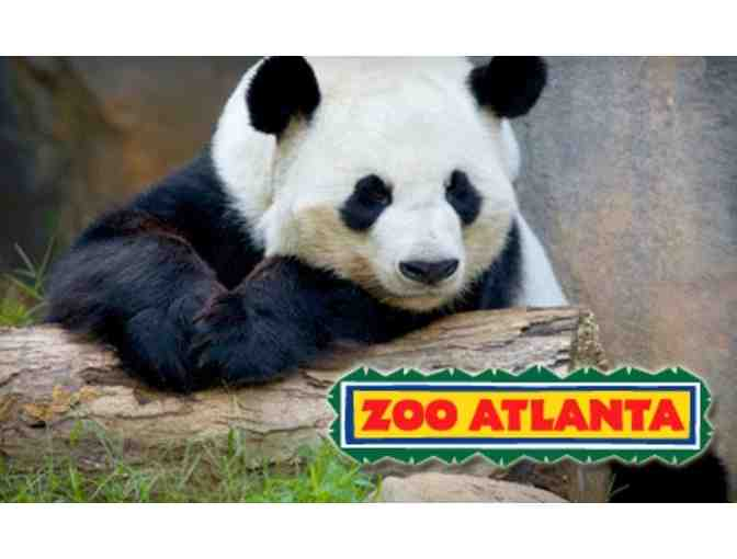 A Family 4-Pack of Tickets to Zoo Atlanta! - Photo 1