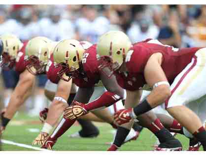 Four (4) Tickets to a Boston College Football Game on 9/7/2019