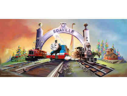 4 Passes to Edaville Family Theme Park
