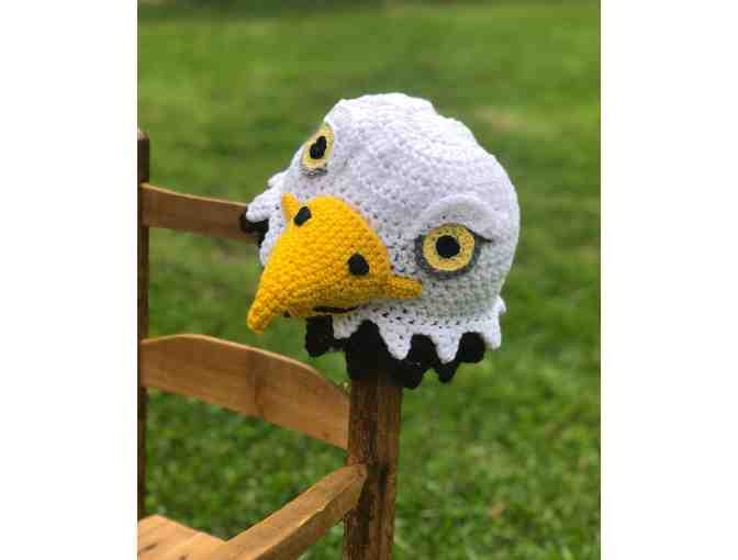 Hand-Crafted Bald Eagle Hat! - Photo 2