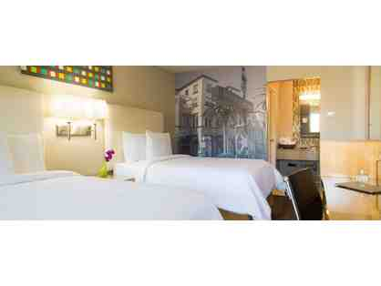 Oakland, CA - Inn at Temescal- One night stay with continental breakfast