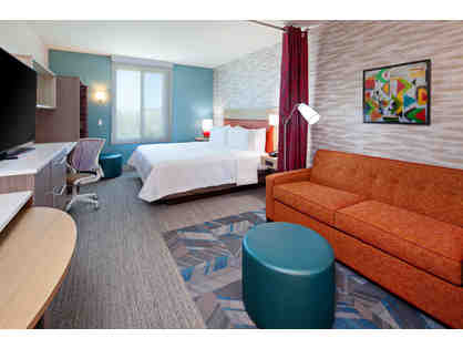 Alameda, CA - Home2 Suites by Hilton Alameda Oakland Airport - 1 night with breakfast