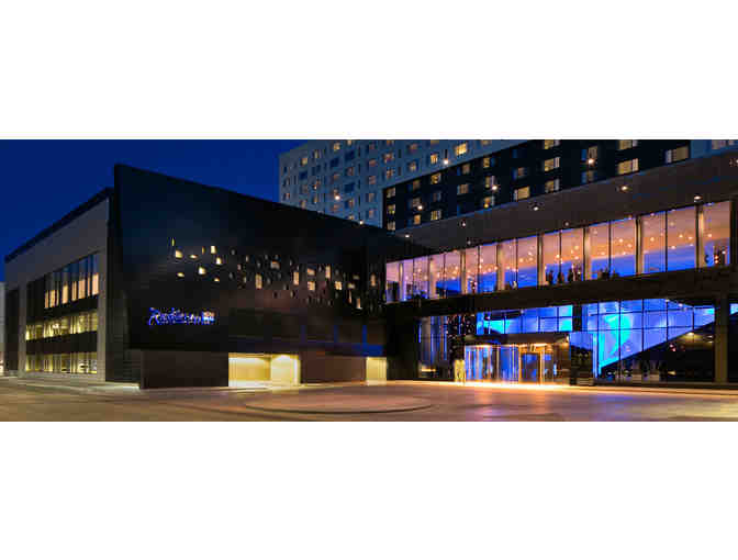 One Night Stay at the Radisson Blu Mall of America - Photo 1