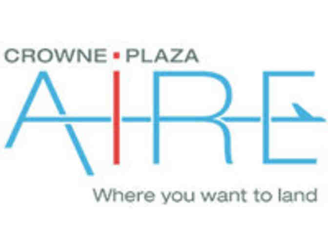 1 Night Stay at the Crowne Plaza AIRE - Airport/Mall of America