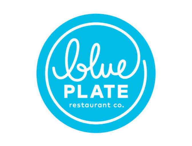 $25 Blue Plate Group Gift Certificate