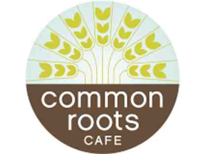 Common Roots Cafe $25 Gift Card