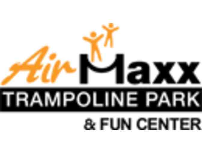 $25 Gift Card for AirMaxx Trampoline Park - Photo 3