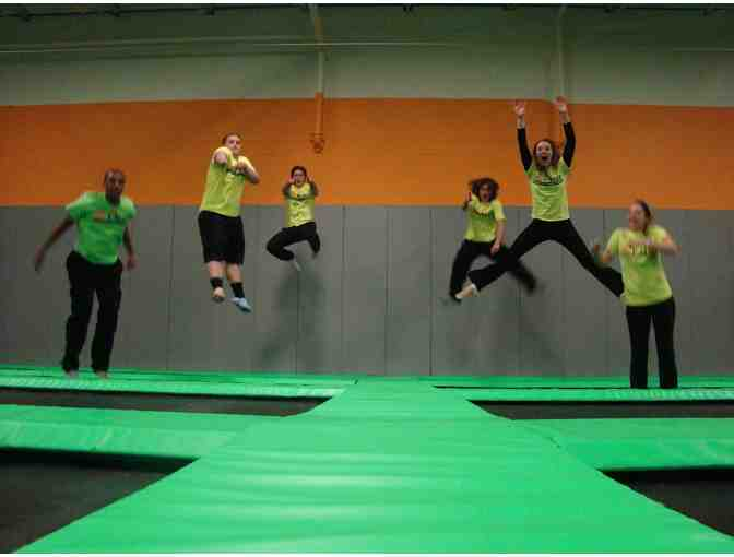 $25 Gift Card for AirMaxx Trampoline Park