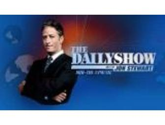 4 VIP Tickets to 'The Daily Show' with Jon Stewart
