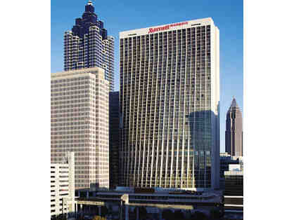 Atlanta Marriott Marquis - 2 Night Weekend Stay