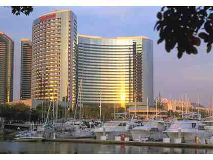 San Diego Marina Marriott Marquis - 2 night Stay in Bay View Room