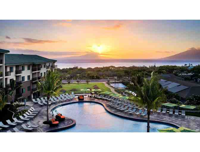 Maui Wailea Residence Inn; Three nights with daily breakfast and parking - Photo 1