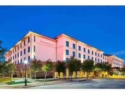 Sheraton Stonebriar Hotel - One weekend night stay
