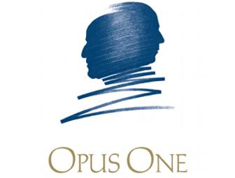 Opus One Wine Vertical