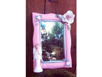 Shabby Chic Vintage Angel To Watch Over You