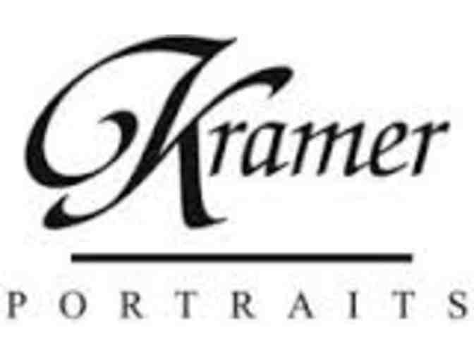 Kramer Portraits - Hand Painted, 20' Masterpiece Portrait