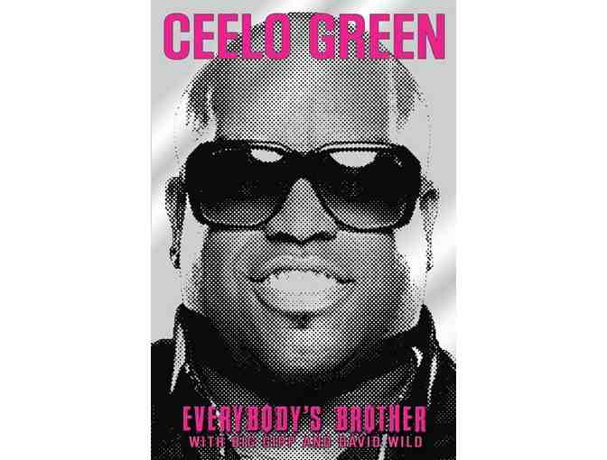 Everybody's Brother - Signed by CEELO GREEN!