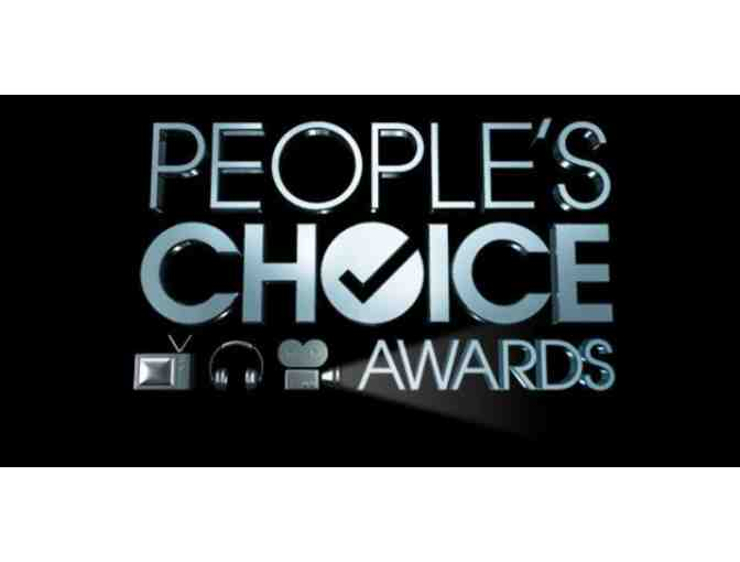 2 VIP Tickets to the PEOPLE'S CHOICE AWARDS
