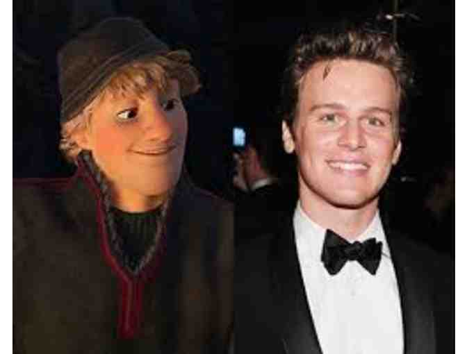 Jonathan Groff will sing you Happy Birthday & The Reindeer Song from Frozen!