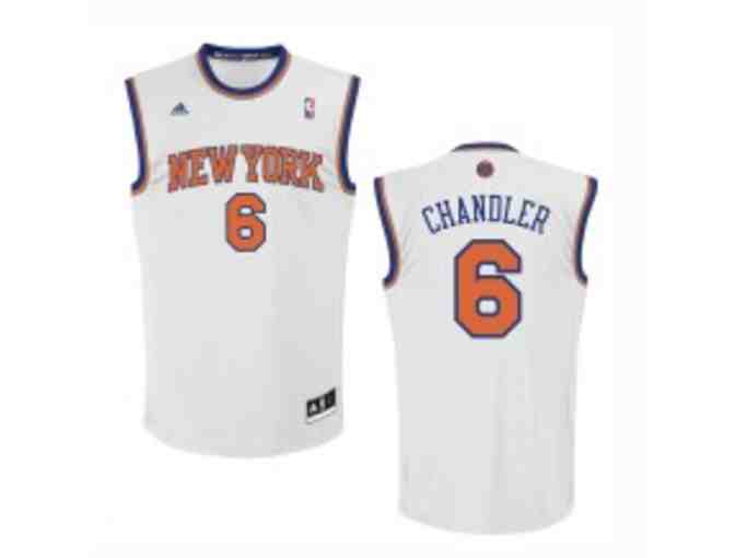 TYSON CHANDLER - Signed Jersey & Photograph!