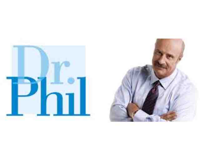 Day Time Dream: Win Tickets to a taping of DR. PHIL plus Dr. Phil gift bag!