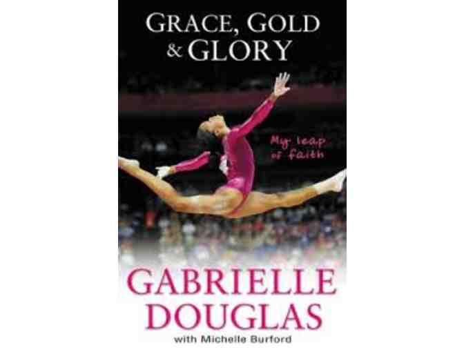 Grace, Gold, Glory -- SIGNED BY OLYMPIC CHAMPION GABBY DOUGLAS!!