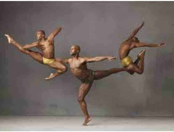 2 TICKETS to ALVIN AILEY!